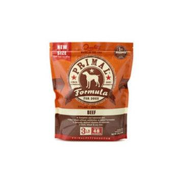 Primal Pet Foods Raw Dog Beef Nuggets 3 lbs