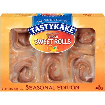 Tastykake® Peach Sweet Rolls 14.4 oz. Box