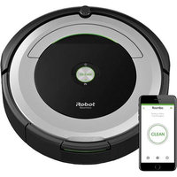 Roomba 690 Wif-Fi Connected Vacuuming Robot, Light Silver