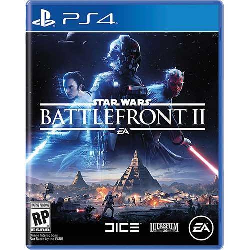 Star Wars Battlefront II: The Last Jedi Heroes (PlayStation 4)