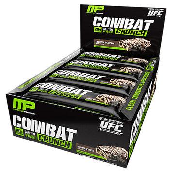 MusclePharm Combat Crunch Bars - 12 Bars Cookies 'N Cream