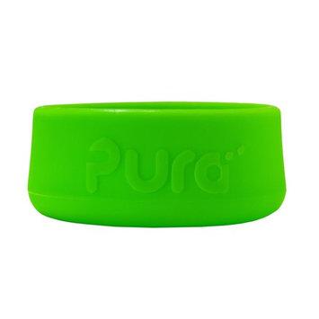 Pura Kiki Silicone Bottle Bumper, Spring Green - for 5oz, 9oz, 11oz Pura Stainless Bottle (Plastic Free, NonToxic Certified, BPA Free)