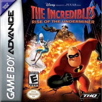 Thq, Inc. Incredibles 2-Rise of the Underminers