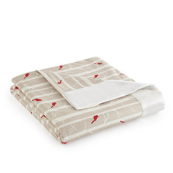 Shavel Home Products Micro Flannel All Seasons Year-Round Blankets