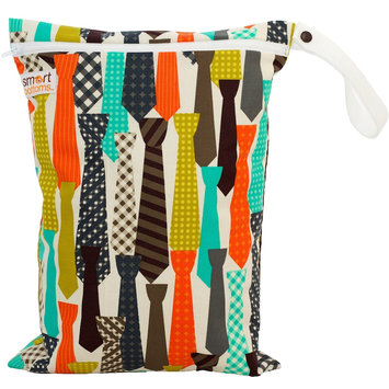 Smart Bottoms Large Smart Bag, Ties