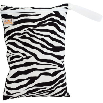 Smart Bottoms Large Smart Bag, Zebra