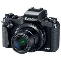 Canon PowerShot G1 X Mark III Black Digital Camera