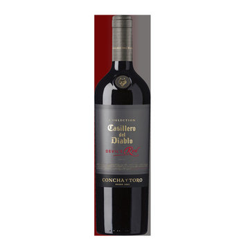 Concha y Toro Casillero del Diablo Devil's Red Blend Wine, 750 mL