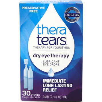 Thera Tears Lubricant Eye Drops, 30 Each