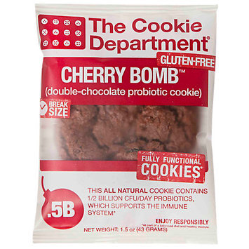 Cookie Department Cherry Bomb Double Chocolate Cookie