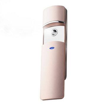 Nano Handy Mist Spray Atomization Rechargeable Handy Nono Facial Steamer Mist Whisper Quiet No Fumes/Irritation