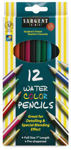 Sargent Art Watercolor Pencils 24 count
