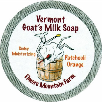 Goats Milk Soap - Patchouli Orange