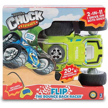 Jazwares Chuck and Friends Flip the Bounce Back Racer, USA Only