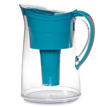 Brita Capri 10-Cup Water Filter Pitcher in Turquoise