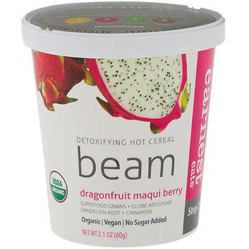 Earnest Eats Detoxifying Hot Cereal Beam Dragonfrujit Maqui Berry 2.1 oz - Vegan