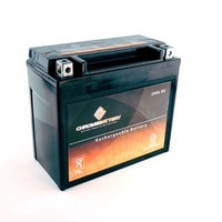 YTX20HL-BS Replacement Battery for 1996 Kawasaki 750 CC JH750 G1
