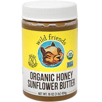 Wild Friends - Organic Sunflower Butter Honey - 16 oz.