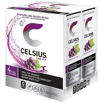 Celsius Grape Rush