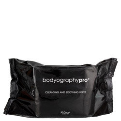 Bodyography Cleansing & Soothing Wipes