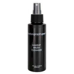 Bodyography Pro Makeup Brush Cleanser 4 oz