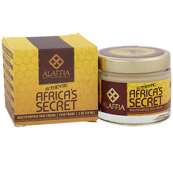 Alaffia - Africa's Secret Multipurpose Skin Cream Unscented - 2 oz.