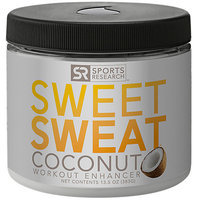 Sweet Sweat Coconut Workout Enhancer