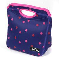 L.N.C.H. Zaza Tote Lunch Bag (Dots)