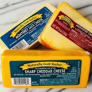 Naturally Good Kosher Cheese
