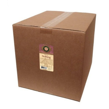 Spice Appeal Nutmeg Whole, 25 lbs