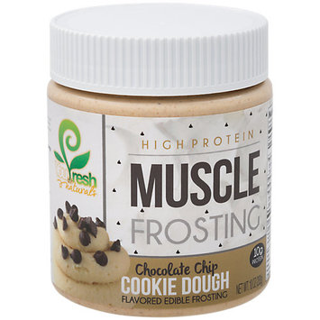 You Fresh Naturals Chocolate Chip Cookie Dough Muscle Frosting