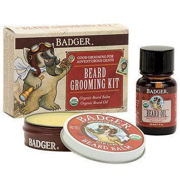 Badger - Badger Beard Grooming Kit - Includes Beard Oil