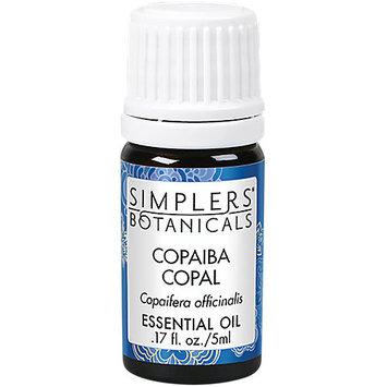 Simplers Botanical Company Copaiba Copal Essential Oil Simplers Botanicals 5 ml Oil