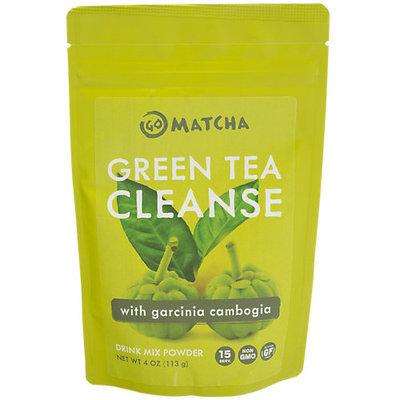 Green Tea Cleanse with Garcinia Cambogia