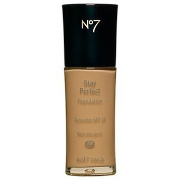 No7 Stay Perfect Foundation SPF 15 New Ivory