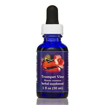 Trumpet Vine Dropper, 1 oz, Flower Essence Services