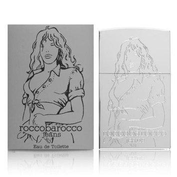 Roccobarocco Jeans by Roccobarocco for Women 2.54 oz Eau de Toilette Spray