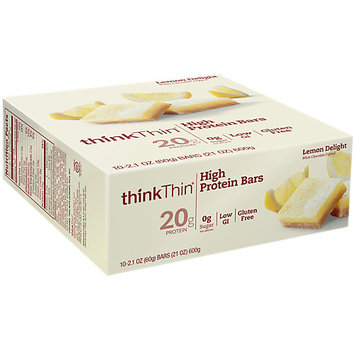 Thinkthin Think Products Think Thin High Protein Bar