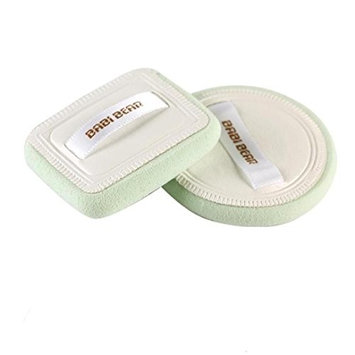 RNTOP 1Set Soft Cleansing Makeup puff Facial Face Makeup Cosmetic Powder Puff