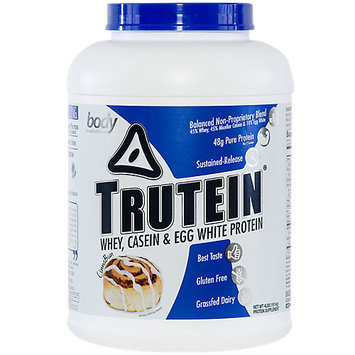 Trunutrition Sciences Trutein, 4 Lbs. / CINNABUN