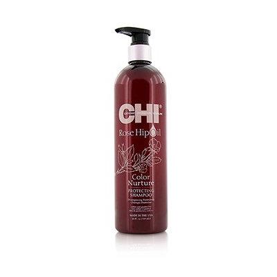 CHI Rose Hip Oil Color Nurture Protecting Shampoo 739ml/25oz