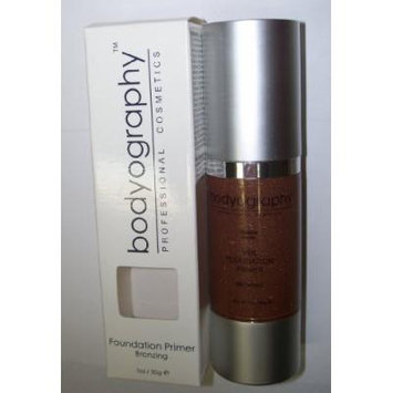 Bodyography Foundation Primer, Tahitian Glow, 1 Ounce
