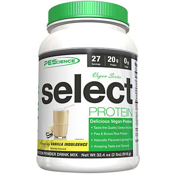 PEScience Select Protein Vegan Series, Vanilla, 27 Servings