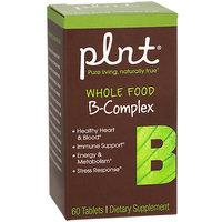 PLNT WholeFood Vitamin B Complex