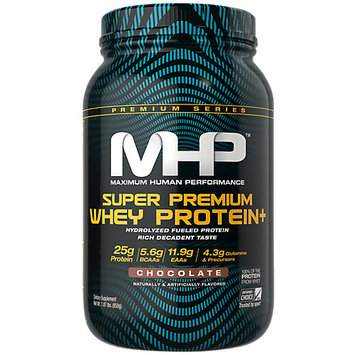 MHP Super Premium Whey Protein+ - 2lb Chocolate