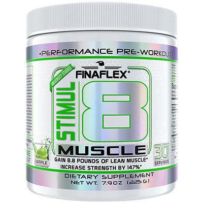 FINAFLEX STIMUL8 MUSCLE, Apple, 30 Servings