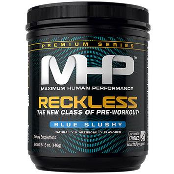 MHP Reckless - 30 Servings Blue Slushy