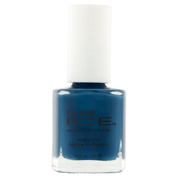 Bari Cosmetics Pure Ice Nail Polish, Teal Appeal, 0.5 fl oz