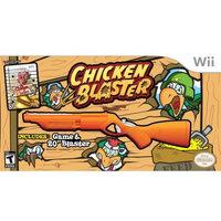 Ingram Entertainment Chicken Blaster with Blaster Hunting Rifle Gun Bundle