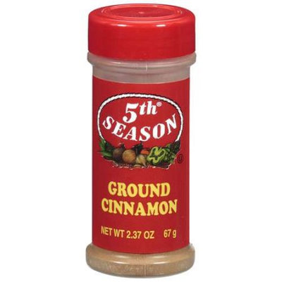 5th Season: Ground Cinnamon, 2.37 oz